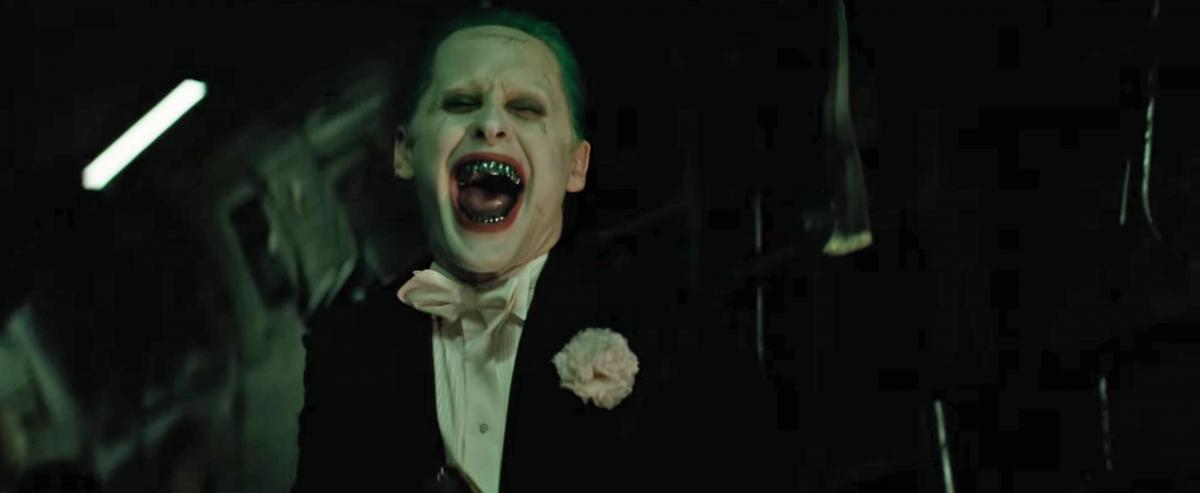 Jared Leto as the Joker (2016)