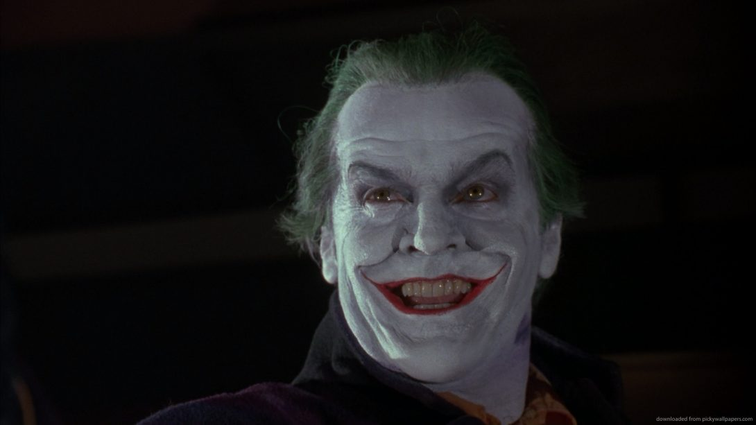 Jack Nicholson as the Joker (1989)