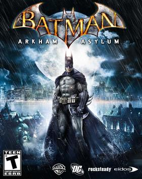 Rocksteady's 'Batman: Arkham Asylum'
