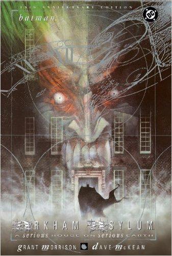 Grant Morrison's 'Arkham Asylum'