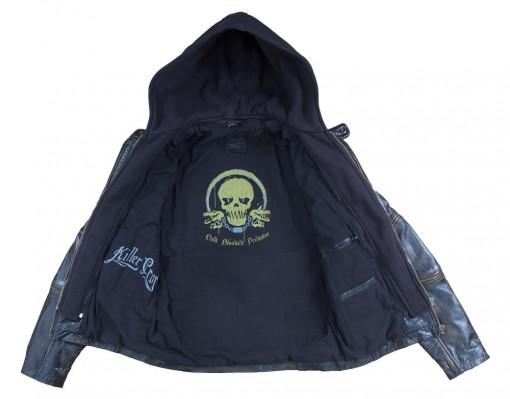Kilelr Croc Cold-Blood Jacket Interior