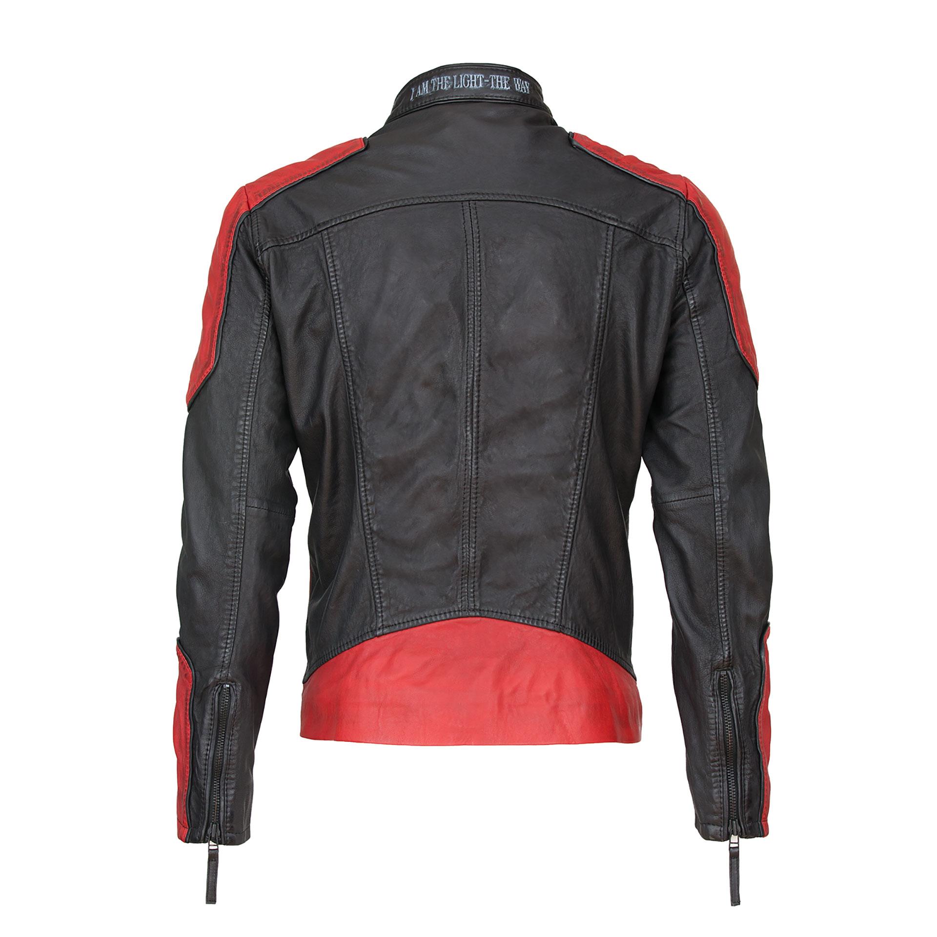 Deadshot Never Miss Jacket Back