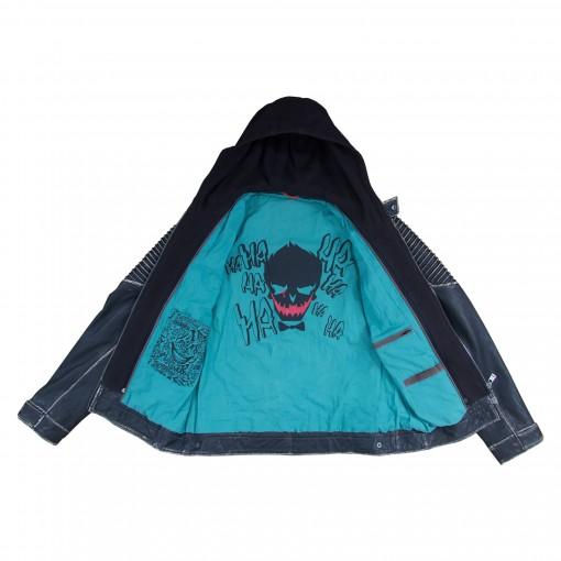 The Joker Killing Jacket Interior