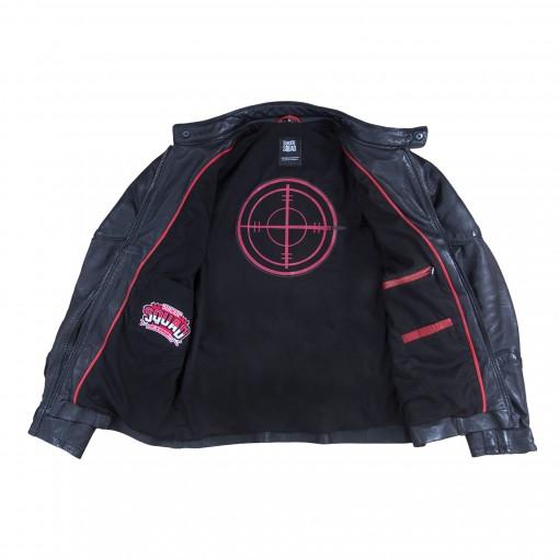 Deadshot Never Miss Jacket Interior