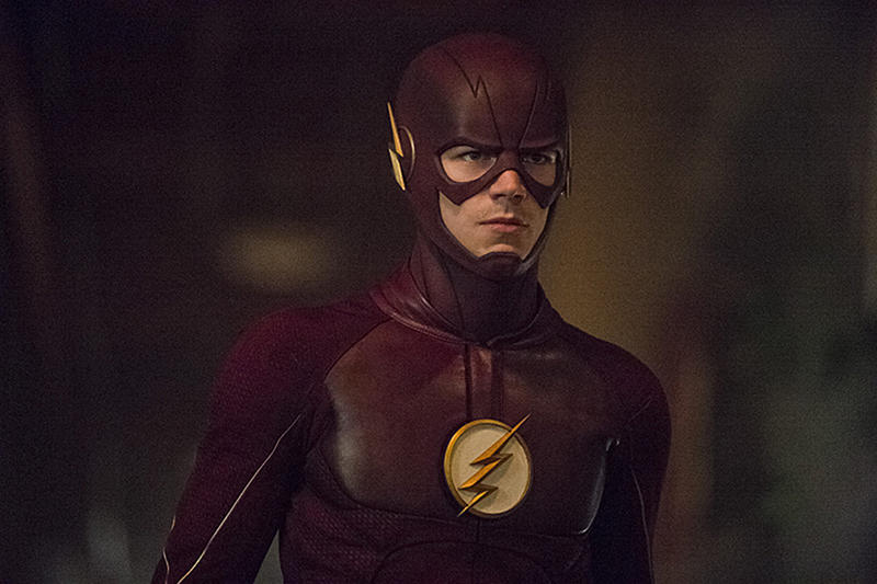 The Flash's TV Costume