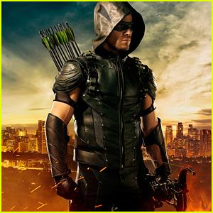 Green Arrow's TV Costume