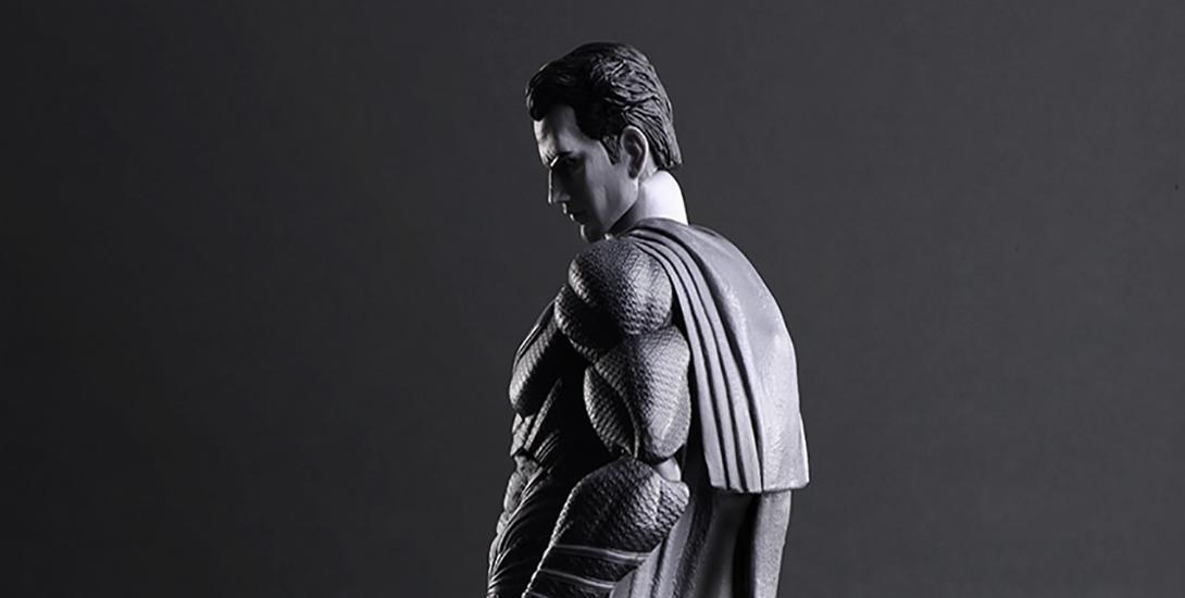 NYCC 2016 Exclusive Superman Figure Announced Dark Knight News