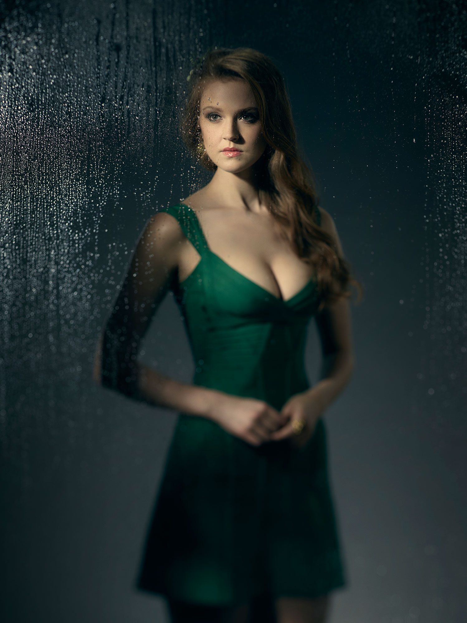 Maggie Geha as Poison Ivy