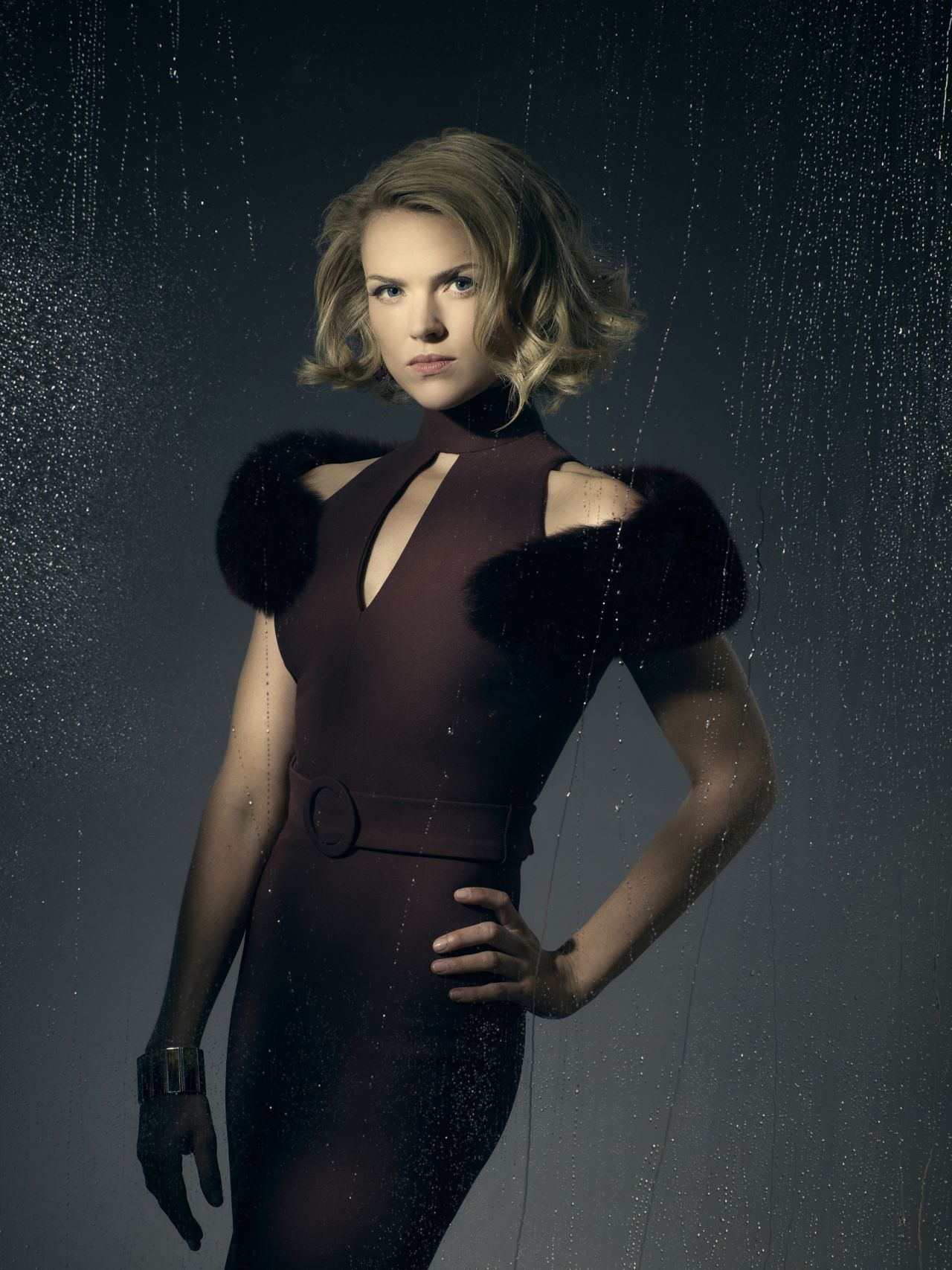 Erin Richards as Barbara Keane