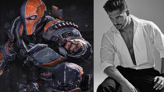It's No Rumor: Joe Manganiello Cast As Deathstroke Dark Knight News