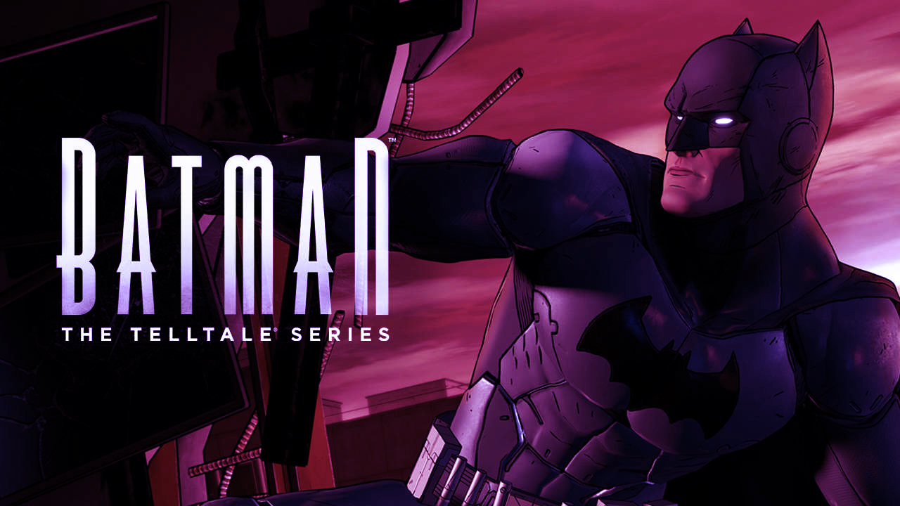'Batman- The Telltale Series' Episode Two Available Today Dark Knight News