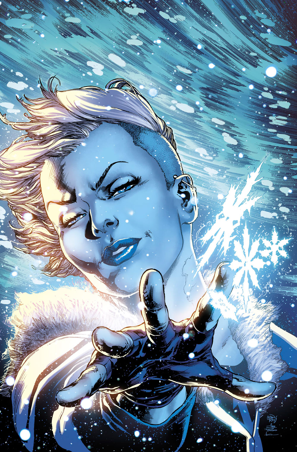 Justice League of America: Killer Frost #1