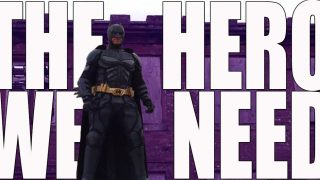 Batman Saves British Towns From Creepy Clowns Dark Knight News