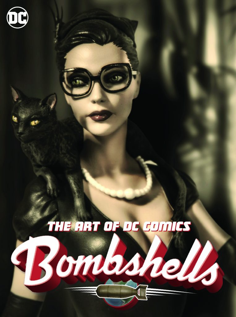 Art of DC Comics Bombshells