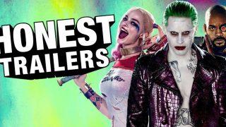 Suicide Squad Honest Trailer Dark Knight News