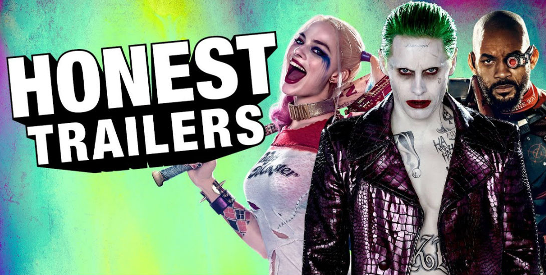 Suicide Squad Honest Trailer Dark Knight News