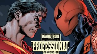 Review: Deathstroke #8 Dark Knight News
