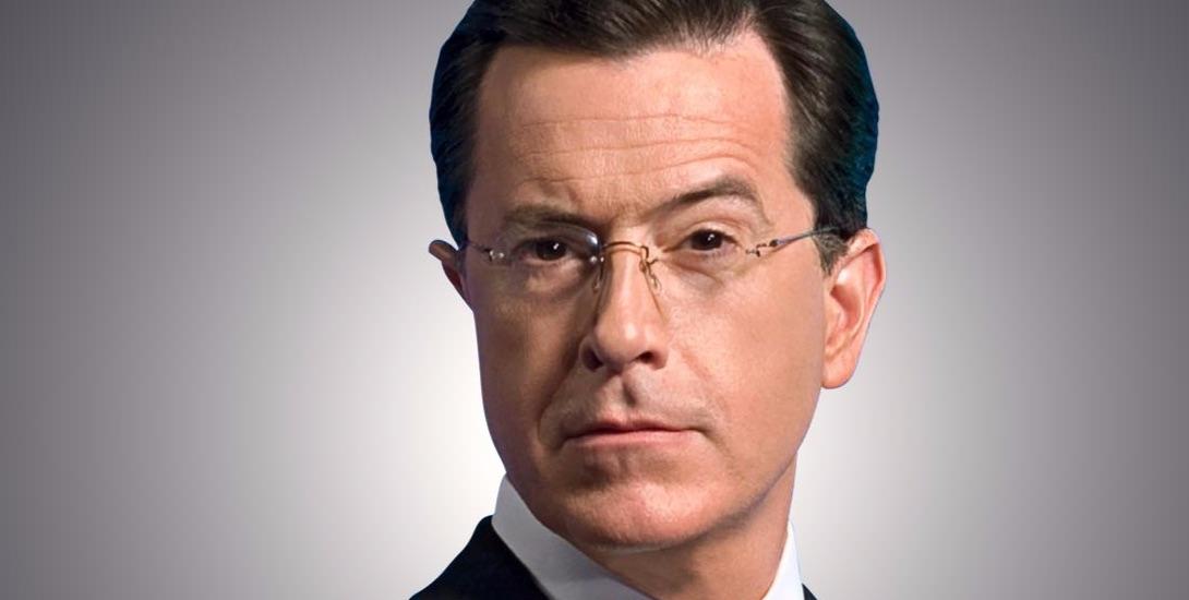 Stephen Colbert Sings Batman Christmas Carol Medley