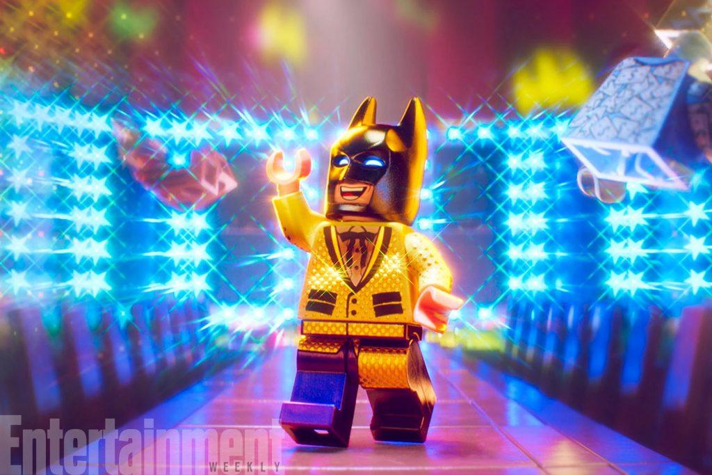 Bruce Wayne Goes for Gold in LEGO Batman Movie Dark Knight News