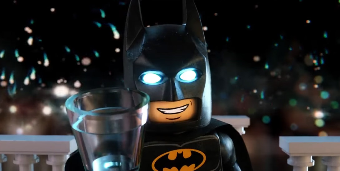 Will Arnett as LEGO Batman