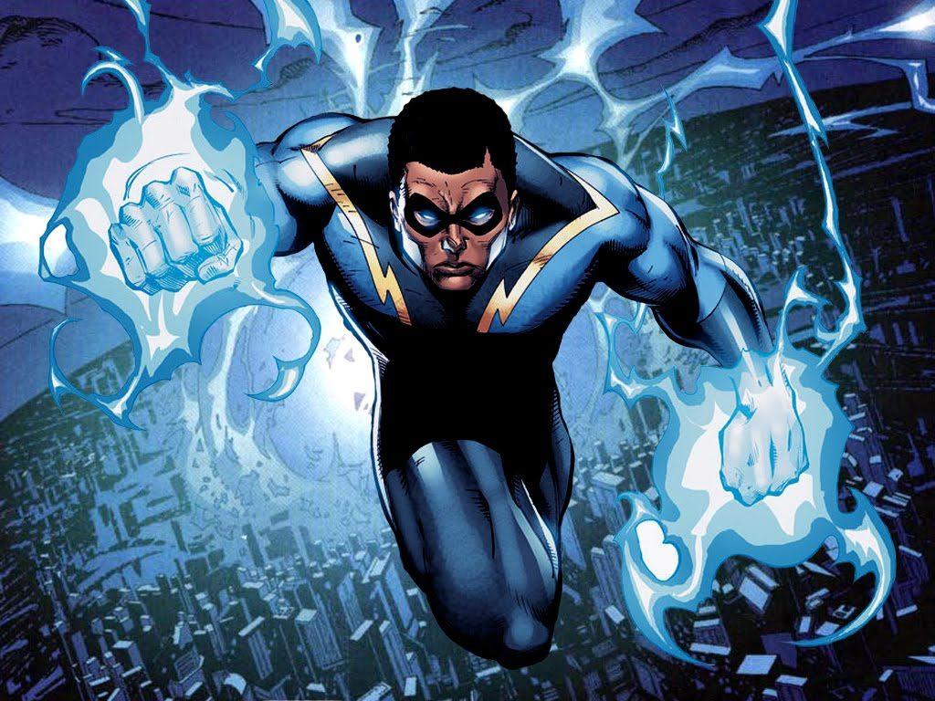 Black Lightning DC TV Dark Knight News
