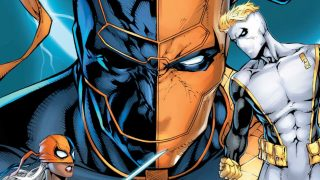 Review: Deathstroke #10 Dark Knight News