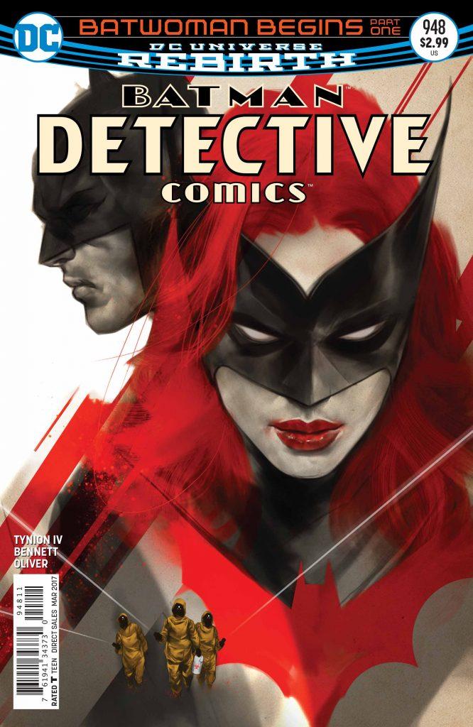 Detective Comics 948