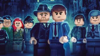 DC TV Shows Go LEGO for 'The LEGO Batman Movie' Dark Knight News