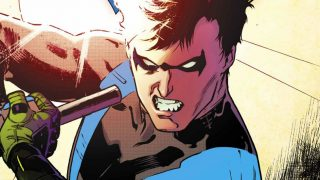 Review: Nightwing #16 Dark Knight News