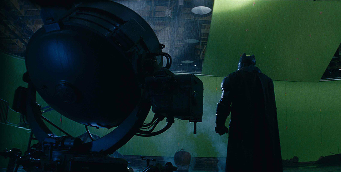 'Batman V Superman' VFX Transformation Video Released Dark Knight News