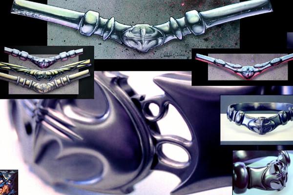 Utility Belt Concept Art
