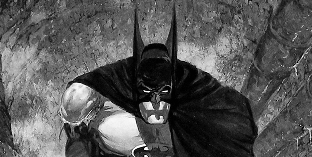 Bernie Wrightson Batman The Cult