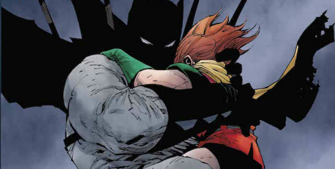 Preview: Dark Knight III: The Master Race #8 Dark Knight News