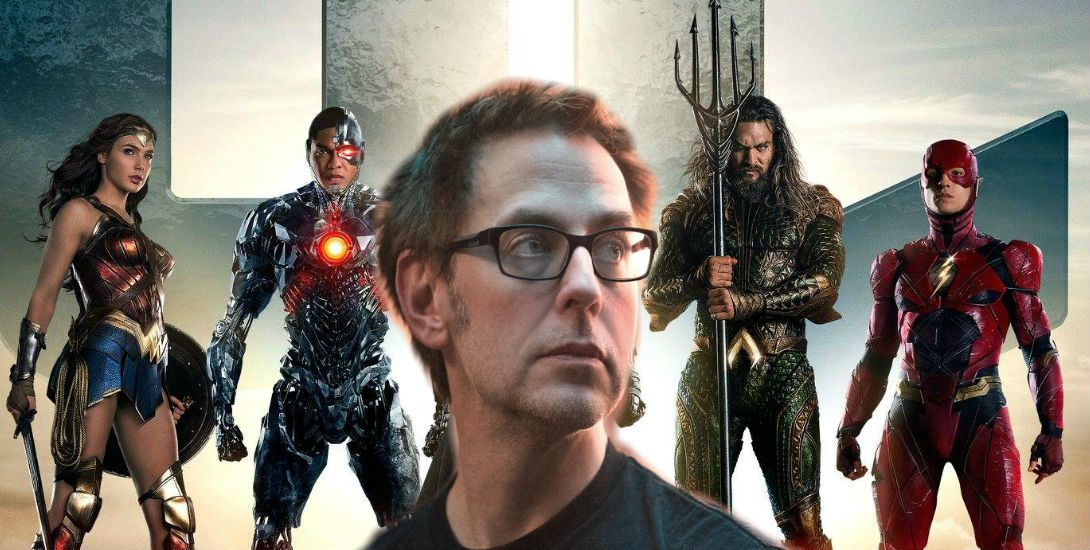 James Gunn Shares His Thoughts on the 'Justice League' Trailer Dark Knight News