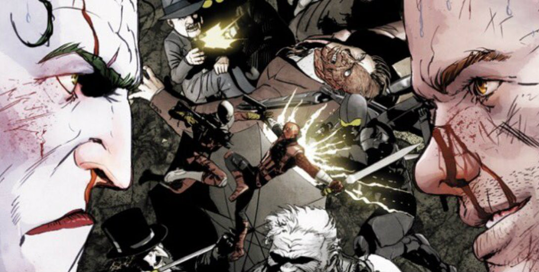 Tom King Reveals 'A War of Jokes and Riddles' Story Details Dark Knight News