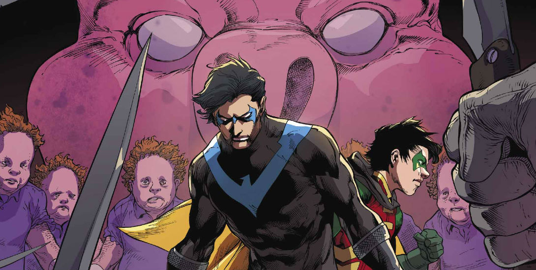Review: Nightwing #18 Dark Knight News