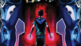 Dick Grayson Kills the DC Universe in 'Nightwing: The New Order' Dark Knight News