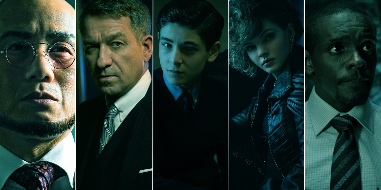 gotham season 3 fox dark knight news