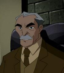 Mayor Grange in 'The Batman'