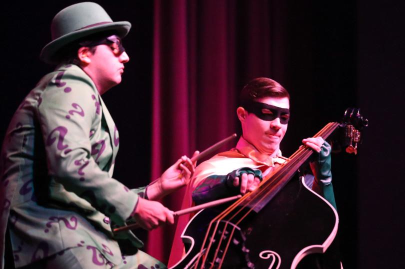The Batband with Rayford Bros.