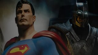 sideshow sdcc dark knight news