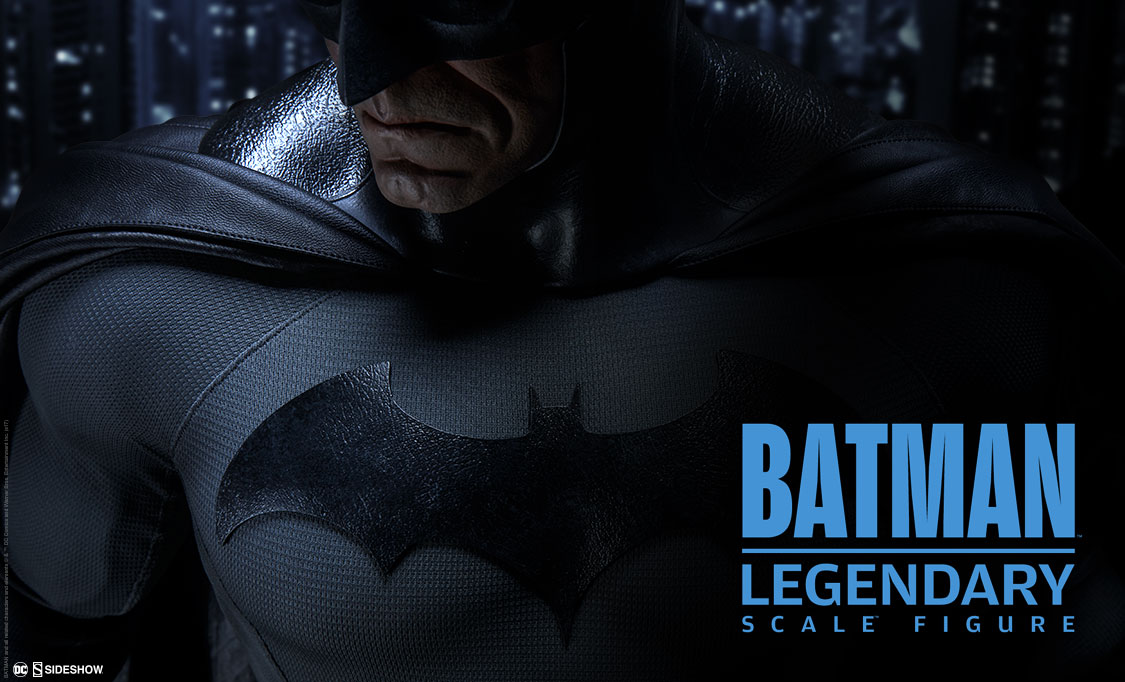 Batman Legendary sideshow dark knight news