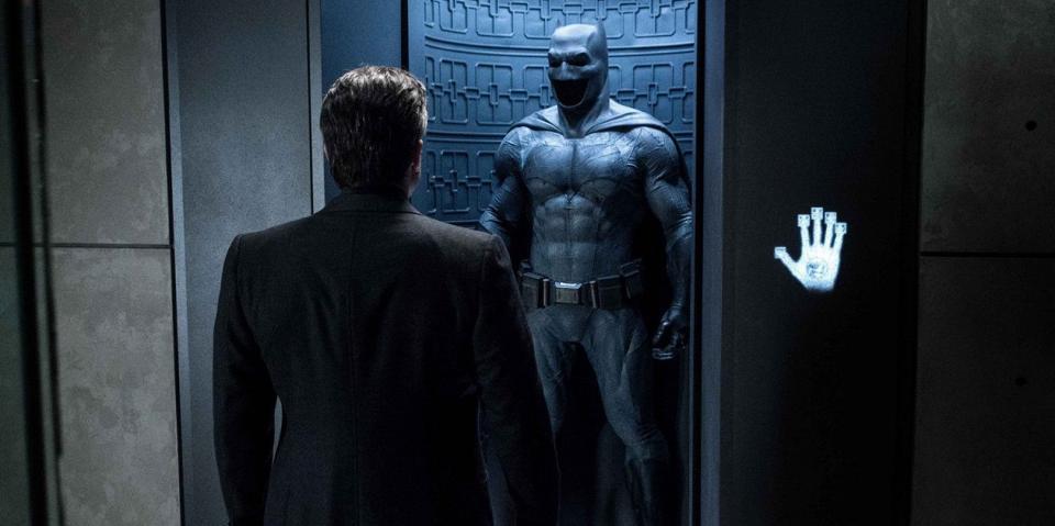 Concept Art Reveals Different Batsuit Designs For Batman V Superman