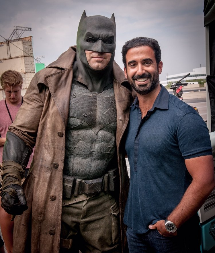 BTS Knightmare Batman