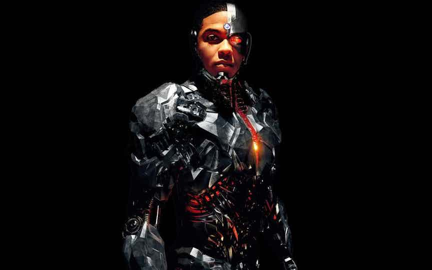 Cyborg in 'Justice League'