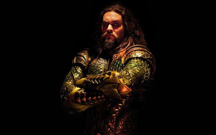 Aquaman in 'Justice League'
