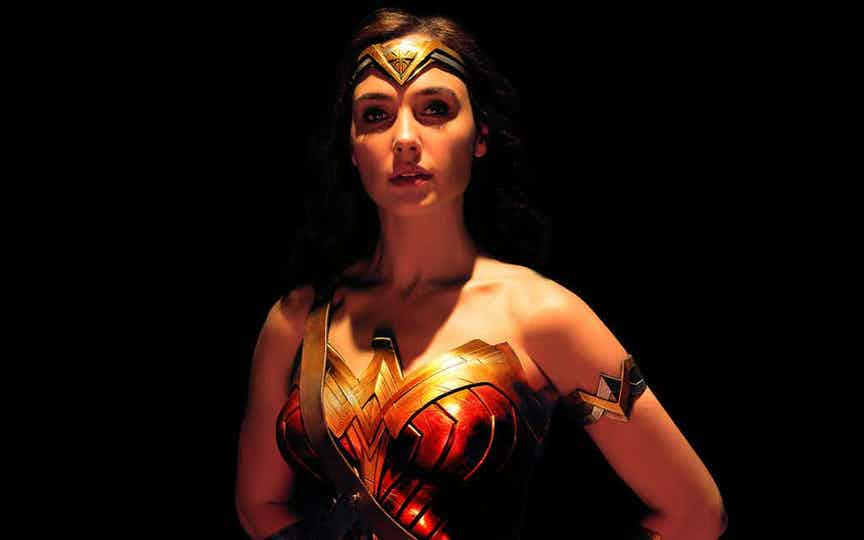 Wonder Woman in 'Justice League'