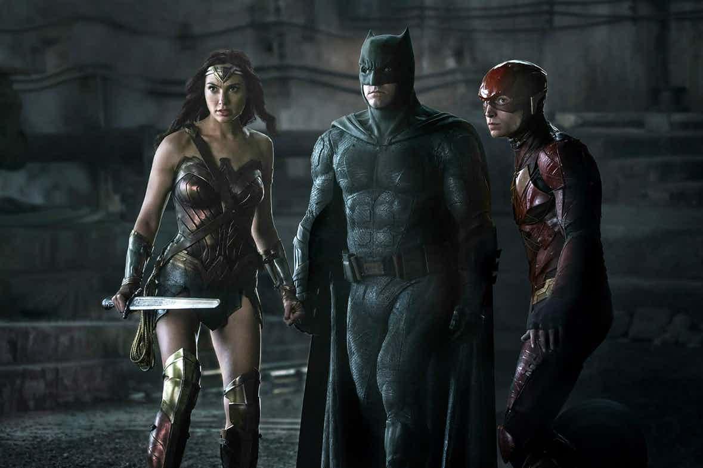 justice league film dark knight news