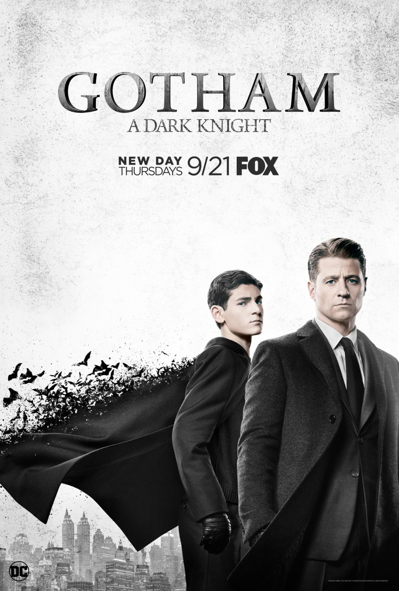 Gotham Season Four