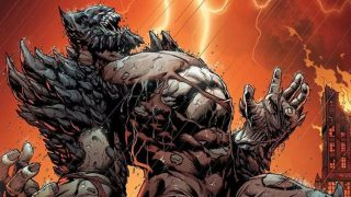 Doomsday Batman Featured